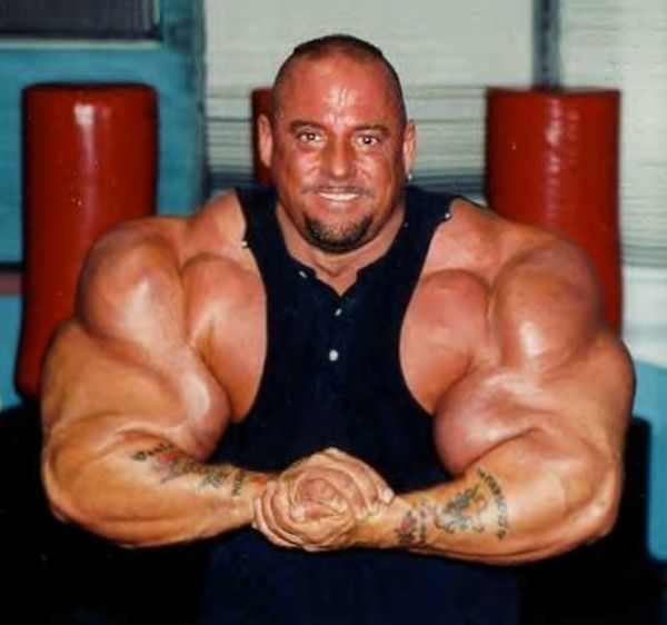 Most extreme bodybuilders you would love to know of - Dr Prem's