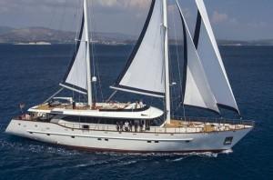 Sailing yacht NAVILUX -  Main