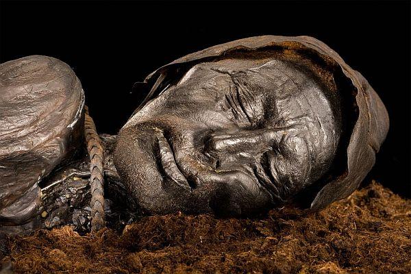 The Bog Mummies