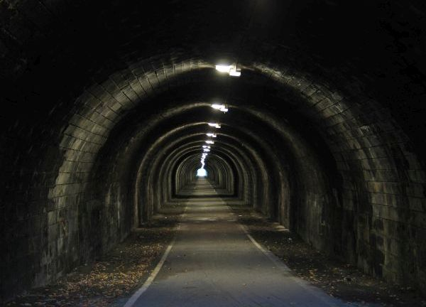 first ever proposal for a tunnel between the UK and France