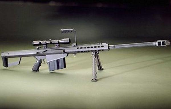 Barrett. 50 Cal (American)