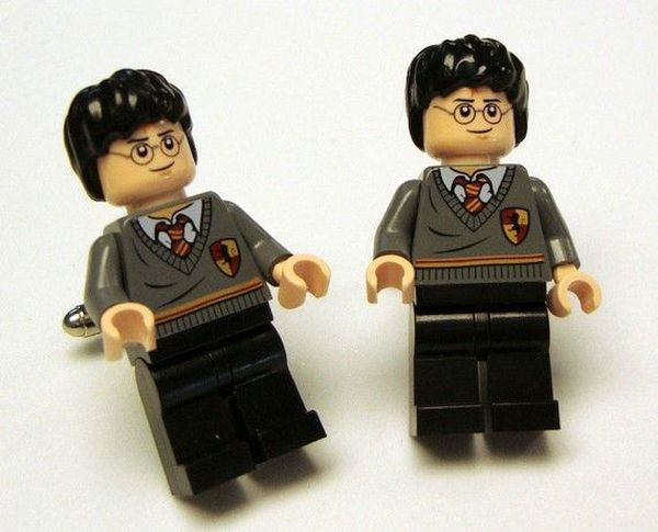 Lego Harry Potter Cufflinks