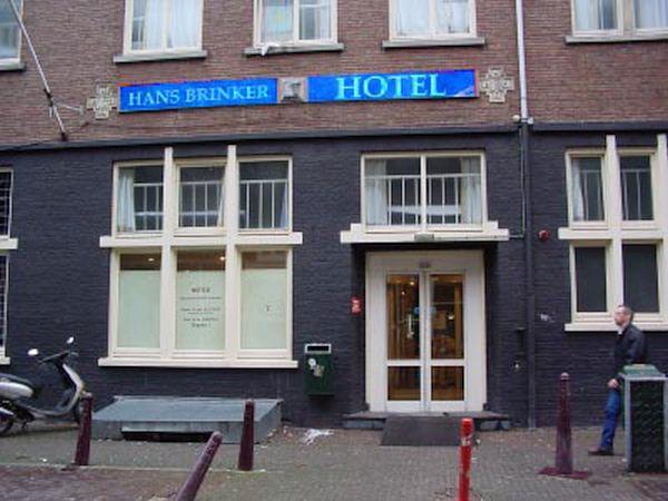 Hans Brinker Budget Hostel, Amsterdam
