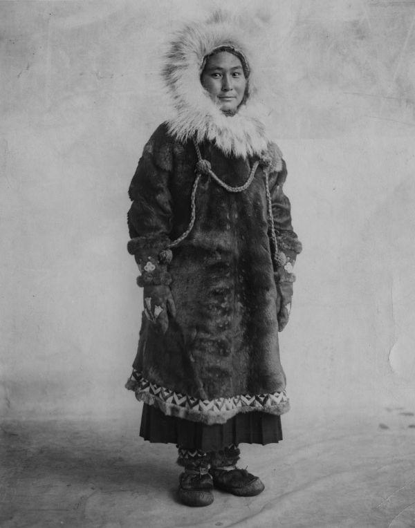 The Brave Arctic Survivor