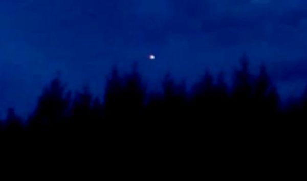 The Glowing UFO in Idaho (2015)
