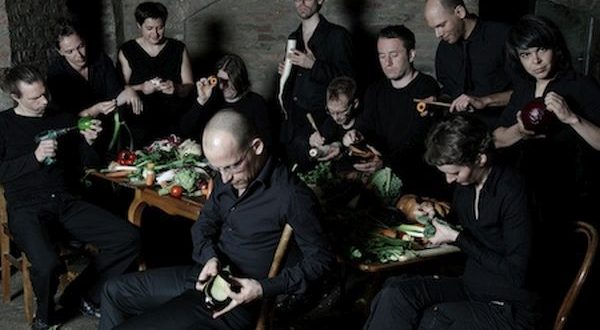 The vegetable orchestra of Vienna