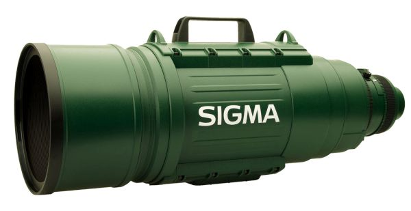 Sigma 200-500mm