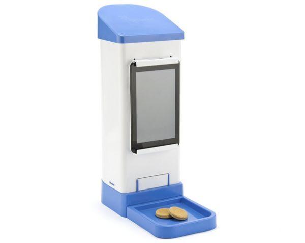 iCPooch Wifi treats dispenser
