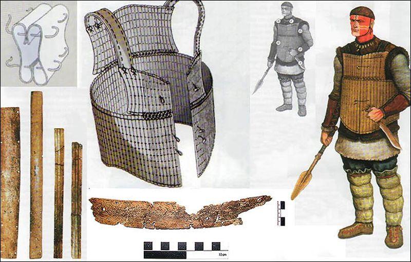 Bone-Made Armor
