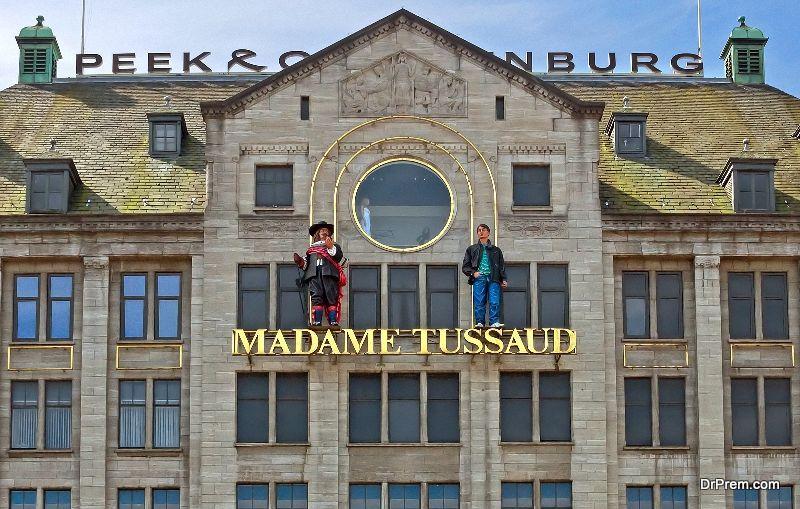 Madame-Tussauds-museum