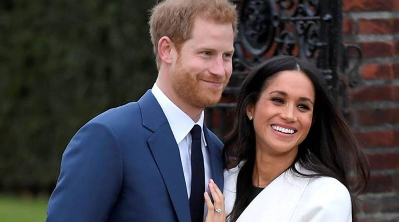 Prince Harry-Meghan Markle royal wedding