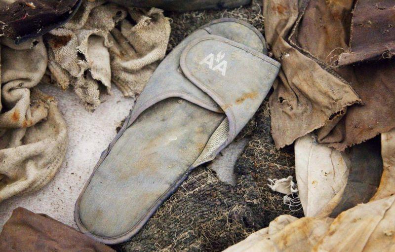 A Left Foot Shoe