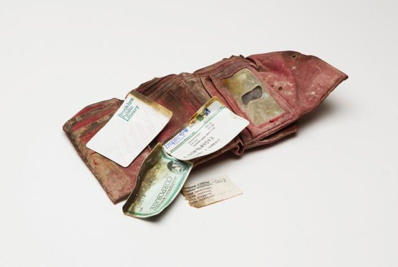 The Red Wallet
