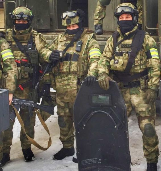 Alpha Group; Russia
