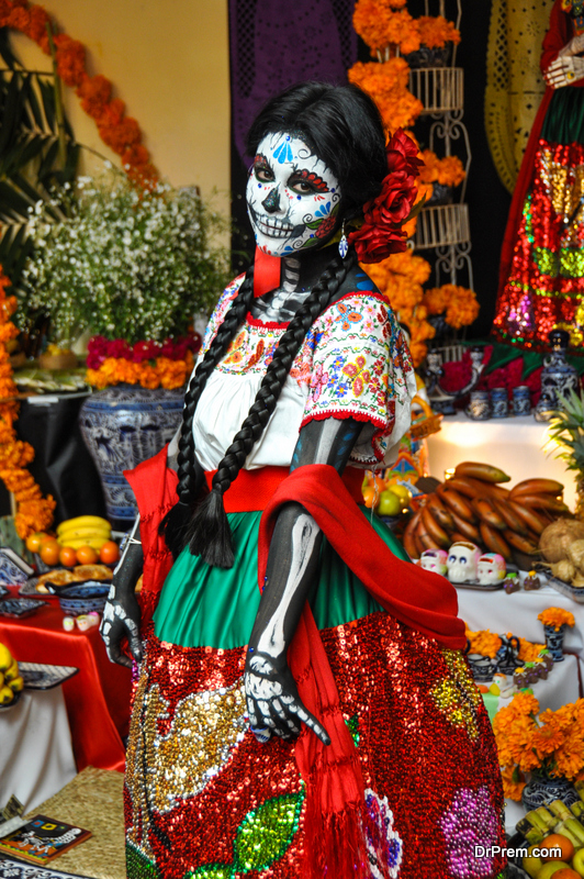 Dia de Muertos, Mexico