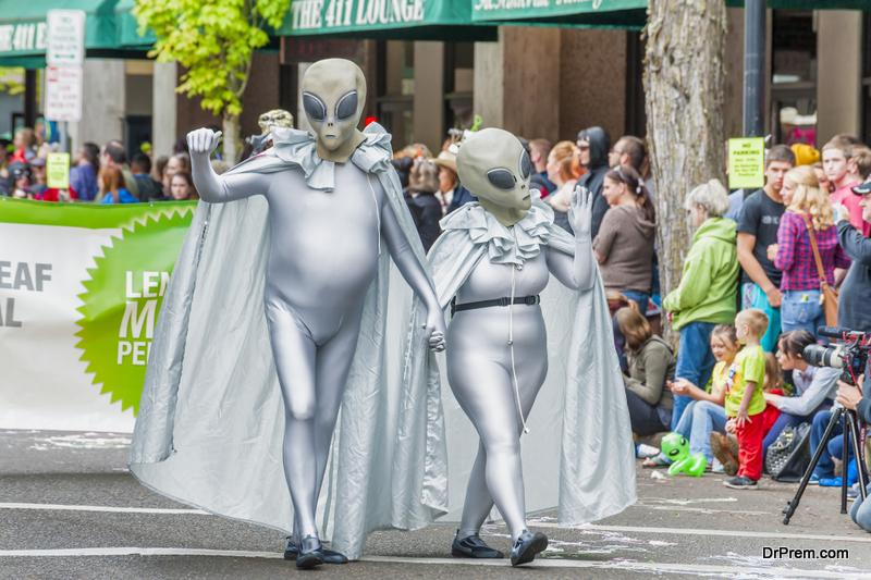 Roswell-UFO-festival-USA