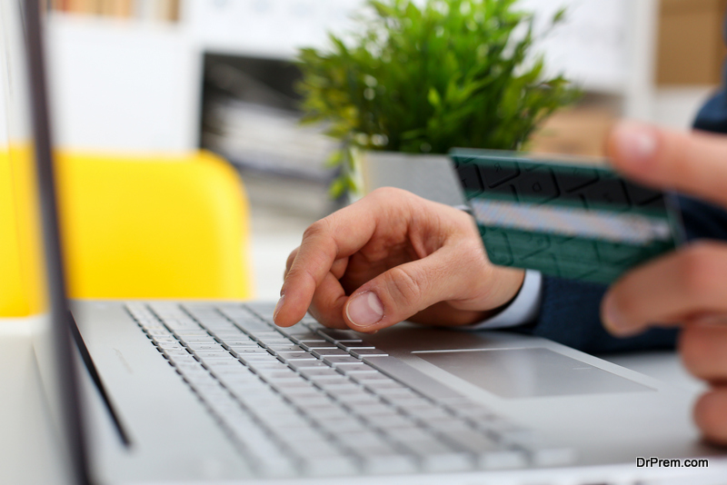 Move from Cash to Online Payments