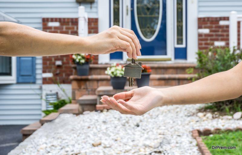 crime rate is higher in Rental Properties