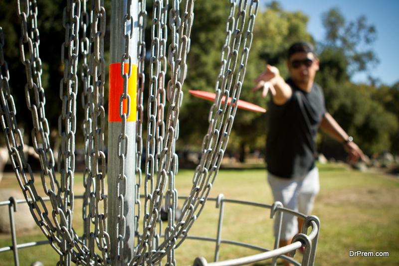 Unheard of Outdoor Sports