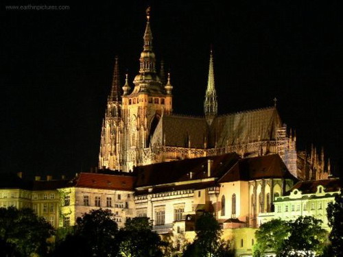 Prague Castle Top 10 Castles and Palaces around the world